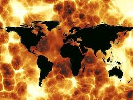 explosão comércio fogo globo globalização mundial