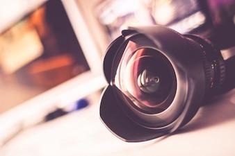 Ferramenta lente da câmera