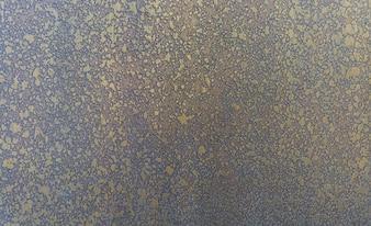 Ferro texturizado sujo dourado brilhante horizontal