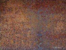 ferrugem textura metálica