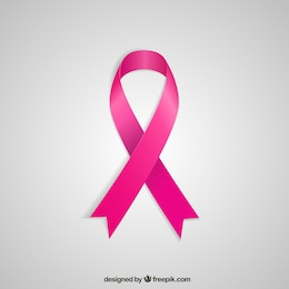 Fita cor de rosa para o cancro da mama