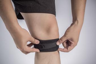 Flexível dentro de casa lesão dor de mobilidade