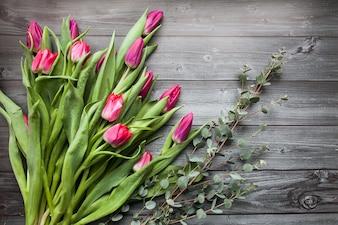 Flores mães brancas primavera beauti