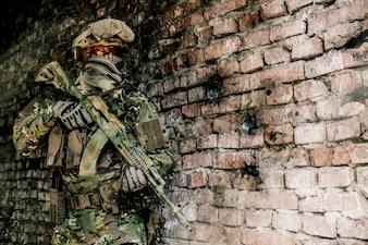 Forças de operações especiais russas