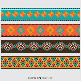 Fronteiras astecas