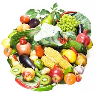 fruto maduro alimentação saudável