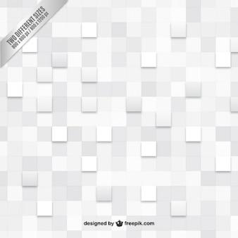 Fundo branco checkered