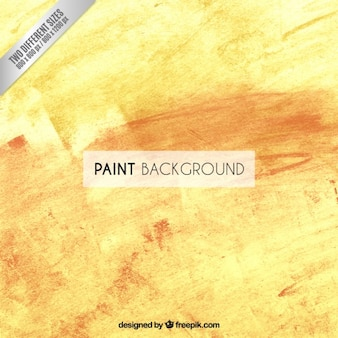 Fundo da pintura amarela