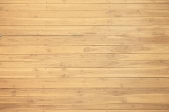 Fundo de pranchas de madeira claras