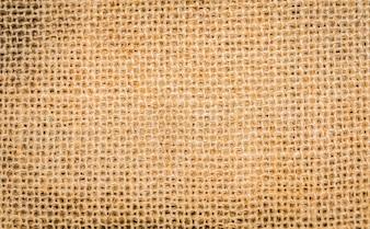 Fundo de tecido de linho vintage