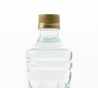 Garrafa de plástico