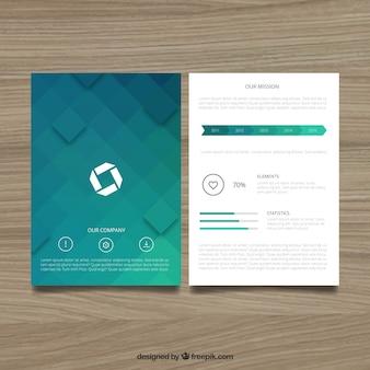Geometric brochura