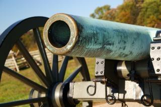 Gettysburg canhão