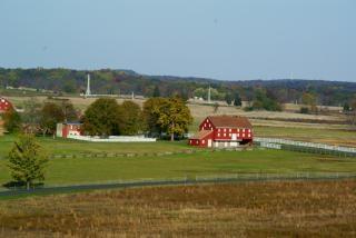 gettysburg fazenda