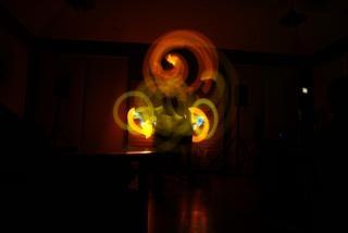 Glowstringing, amarelo