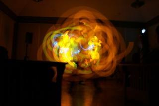 Glowstringing