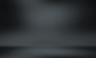 Gradiente abstrato preto