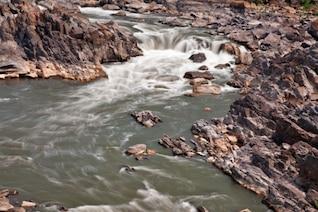 Great Falls hdr