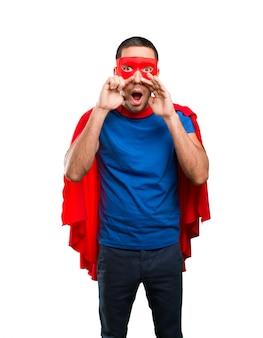 Gritos de super-heróis