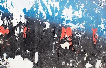 Grunge textura da parede