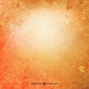 Grunge textura em tons quentes