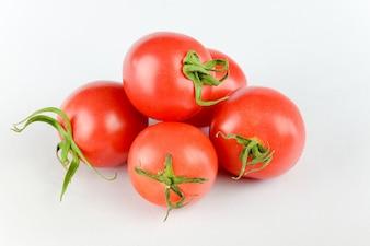 Grupo de tomates