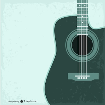 Guitarra livre template