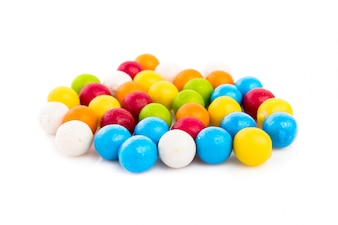 Gumballs coloridos