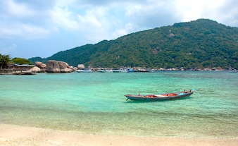 Holiday Beach Koh ilha de viagem