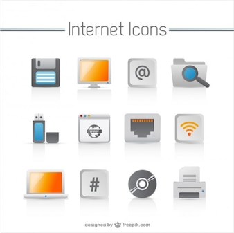 eletrodomésticos vetor ícones