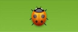 Ícone Bug (Joaninha)