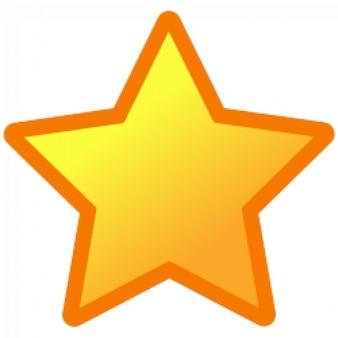 ícone da estrela