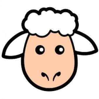 ícone de ovinos