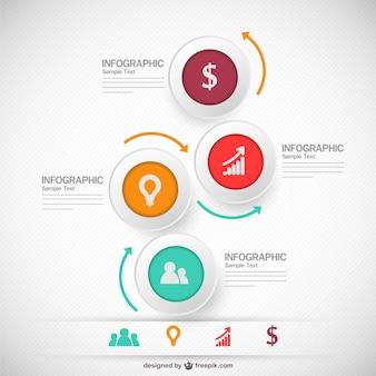 Imagem do modelo infográfico livre