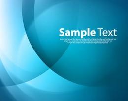 imagem vetorial abstrato azul fundo
