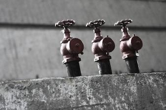 Hidrante industrial