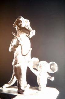 Infância Cheburashka