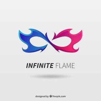Infinito logotipo