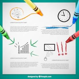 infográfico educacional