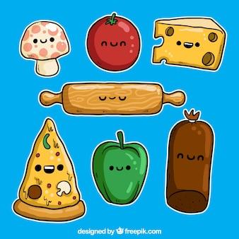 Ingredientes engraçados