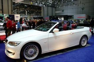 Internacional de Genebra salão de automóveis de 2010, salão de beleza