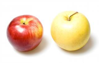 jantar maçãs