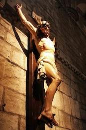 jesus estátua