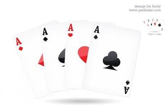jogar ícone do cartão