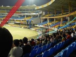 Jogo de críquete