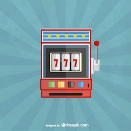 Jogo máquina vector