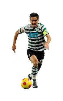 Joo Moutinho, o Sporting de Lisboa Spl