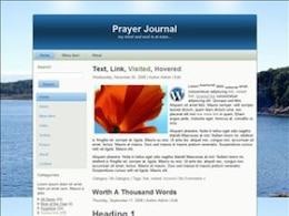 Jornal oração