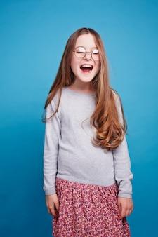 Juventude menina bonito criança