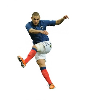 Karim Benzema, França selecção nacional